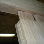 Mortise and Tennon joinery